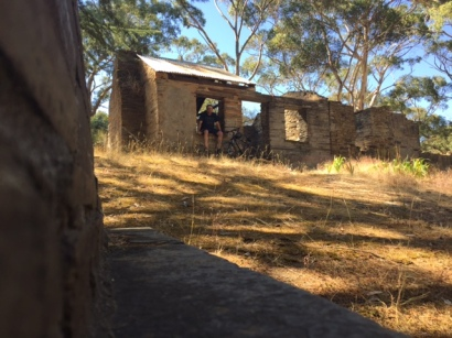 Goldfields Track Castlemaine Hut