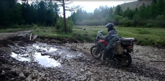 Riding 4