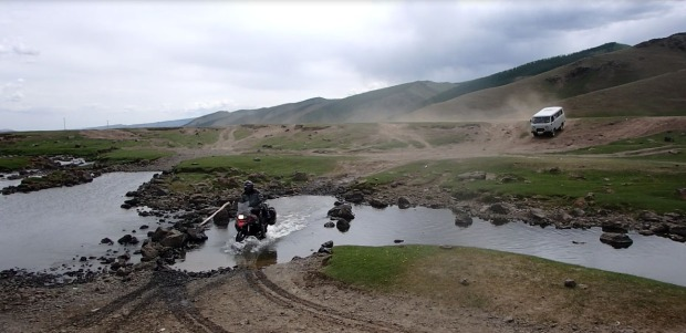 Riding 6
